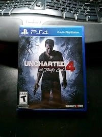 Uncharted 4 Near Mint Roselle, 60172