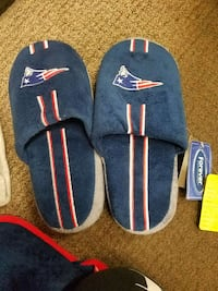 youth new England Patriots slippers Springfield, 01151