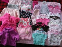 toddler's assorted clothes Chelmsford, 01824