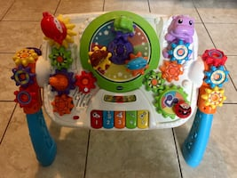 Musical Activity Table 2 in 1