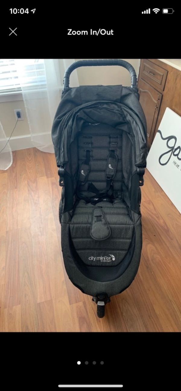 Baby Jogger City Mini Gt Charcoal