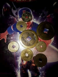 Coins 537 km
