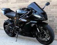 Great 2013 Kawasaki Ninja ZX -6R For sale !! INDIANAPOLIS