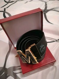 Belt MCM ( black/blue/gold) Montreal, H4G 2R3