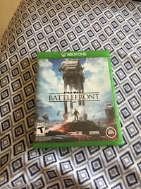 Star wars battlefront xbox one game case