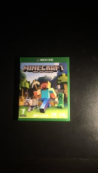 Minecraft Xbox One game case