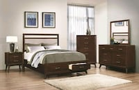 "King frame bed elegance with drawers "" Big Sale  Norcross, 30093"