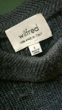 Wilfred Aritiza sweater in dark grey  Richmond Hill, L4C 0B7
