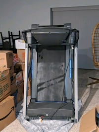 Automatic treadmill 55 km