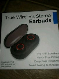Brand New true wireless stereo earbuds Edmonton, T5M 1G2