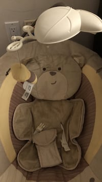 Fisher price bouncy chair 3747 km