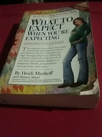 What to Expect When You're Expecting book Ottawa, K1S