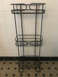 3 tier wire rack organizer for bathroom  Arlington, 22203