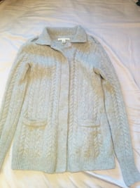 BANANA REPUBLIC WOOL-CASHMERE BLEND CARDIGAN  Toronto, M5B 2H5