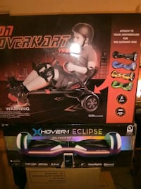 Hover board / cart combo Tucson, 85705