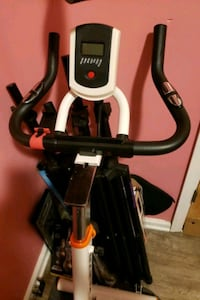 black and gray elliptical trainer Silver Spring, 20902