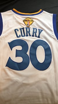 Steph curry finals jersey never worn before