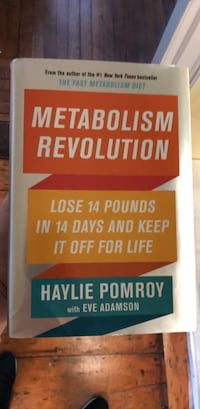 Metabolism Revolution Book 432 mi