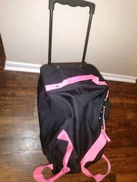 black and pink Nike drawstring bag Houma, 70364
