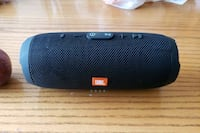 black JBL portable bluetooth speaker Toronto, M1H 1N9