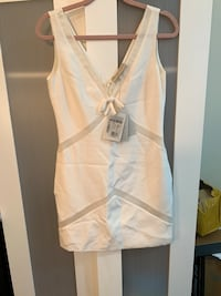 Emilio pucci cream beige dress silk Toronto, M6G
