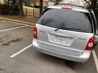Mazda - MPV - 2003 very good condition runs great, emission and inspection no accidents low mileage  Fairfax, 22033