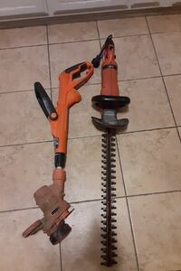 BLACK AND DECKER. USED IN STILL FAIR CONDITION  Los Angeles, 90041