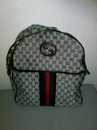 brown and black Gucci backpack Toronto, M9C