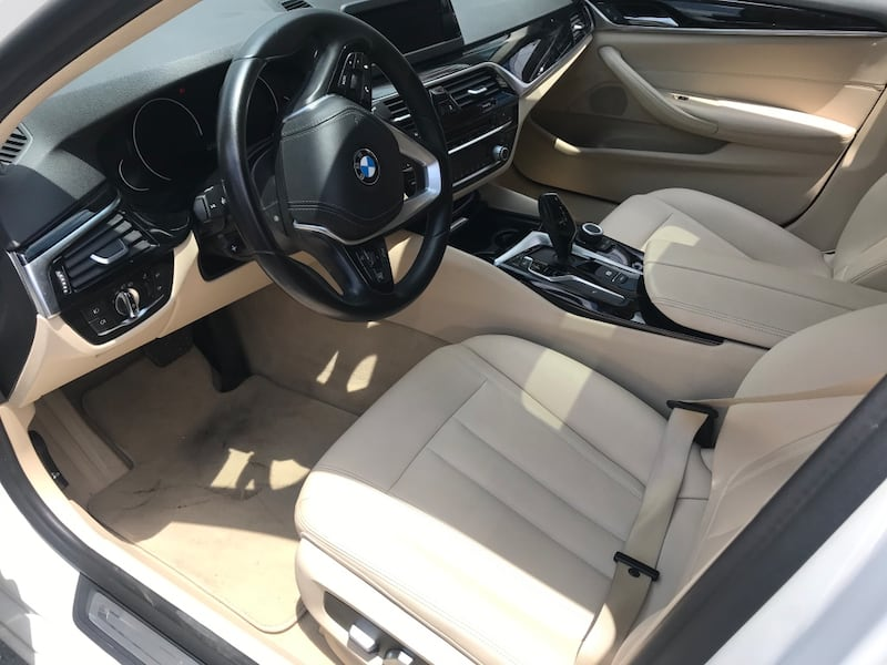 2018 BMW 5 Serisi 1.6 520I LUXURY LINE 1
