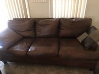Leather couch Gilbert, 85295