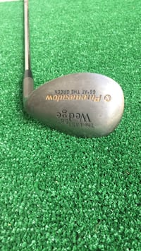 Used Pinemeadow 68 Degree Golf Lob Wedge for sale in Houston - letgo
