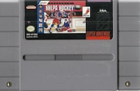 NHLPA Hockey   Super Nintendo SNES Video Game  (ref # Bx 4) Newmarket