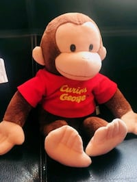 curious george  Bakersfield, 93304
