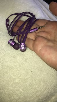 purple and gray corded headphones Frederick, 21703