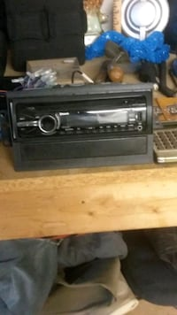 SONY AM FM CD PLAYER WITH REMOTE & FACEPLATE  Southbridge, 01550