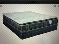 Queen mattress and box spring Tampa, 33613