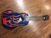 First act guitar with extra strings Laval
