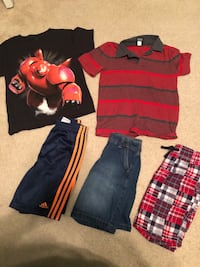 Size 7 boys clothes Ashburn, 20147