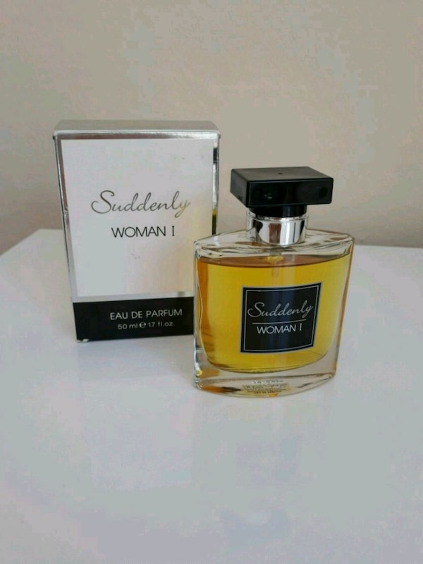 Used Parfum Suddenly Woman 1 Orjinal For Sale In Istanbul Letgo