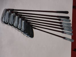 Nike Pro Forged Combo Golf Irons 3-PW