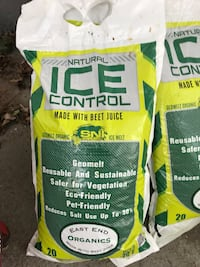 Natural Ice Control packs