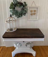 Sofa table or entryway table