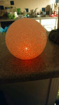 Light changing color ball for childs room Lake Echo, B3E 1M7