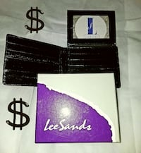 Lee Sands Wallet - Brand New w/ two