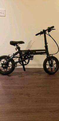 Swagtron EB-5 Electric Folding Bike