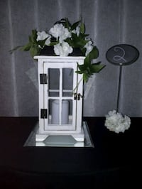 LANTERN Centerpieces & Table Numbers Vaughan