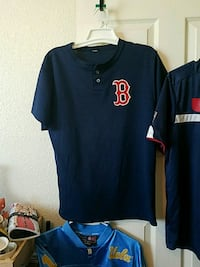 Biston red Sox mens small El Paso, 79936