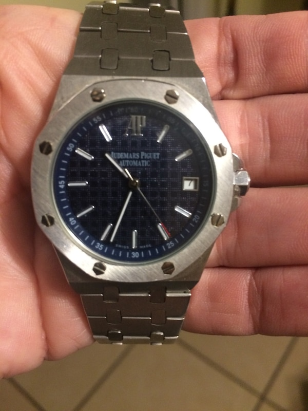 Audemars Piguet Royal Oak Selfwinding 41mm This Watch Is A 41mm X 9 80mm