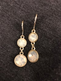 Crystal Sparkle Earrings Arlington, 22201