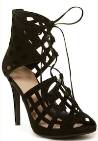 Black Heels -  Sizes 7, 7.5, 8, 11 Sterling